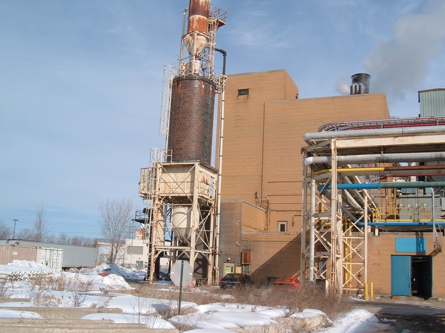 Energy Center Sterling Heights Assembly Plant Dte Power