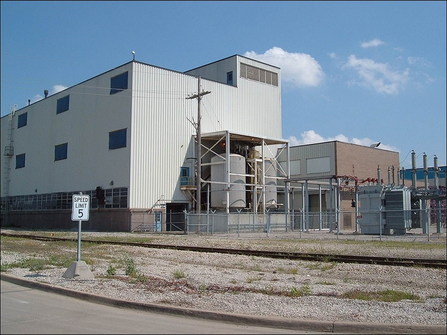 Energy Center Sterling Heights Stamping Plant Dte Power